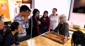 Shanghai Treasure Caretaker Training Thangka Event