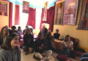 Thangka Preservation Seminar in San Francisco