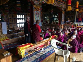 Bhutan session, Royal Government of Bhutan Department of Culture, UNESCO, May-June 2015